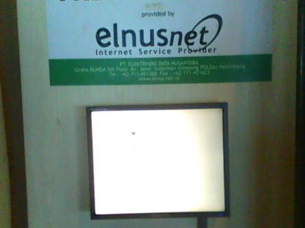 didukung oleh Elnus net