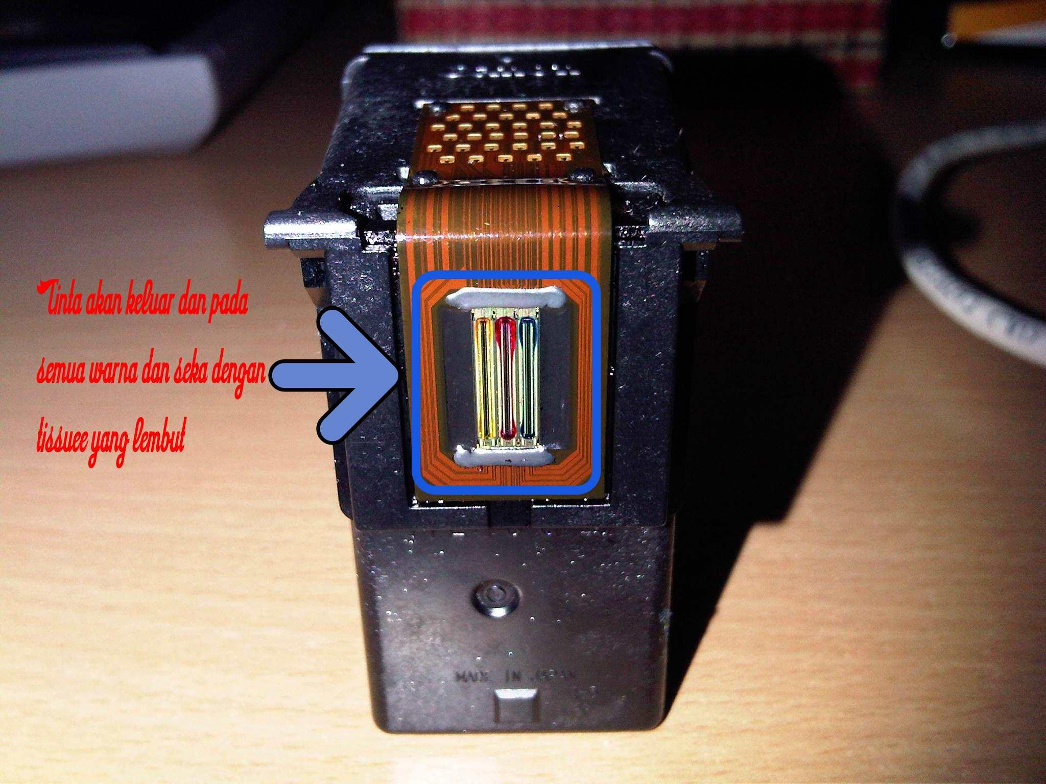 Printer Canon Ip1980 Penyedot Tinta Penuh - Alternative Energy