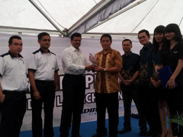 3_Peresmian Regional Distributor TVS Motor utk wil.Sumatera Selatan