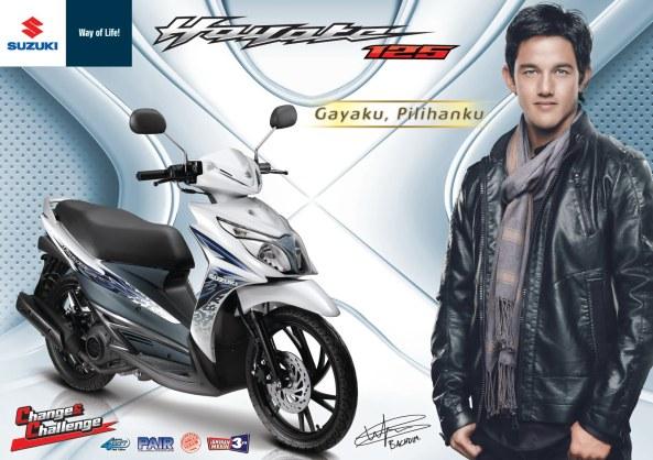 Suzuki-Hayate-125