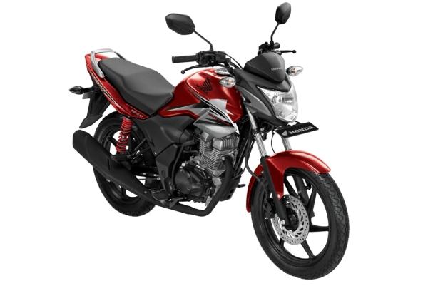 Verza 150 CW Sporty Red