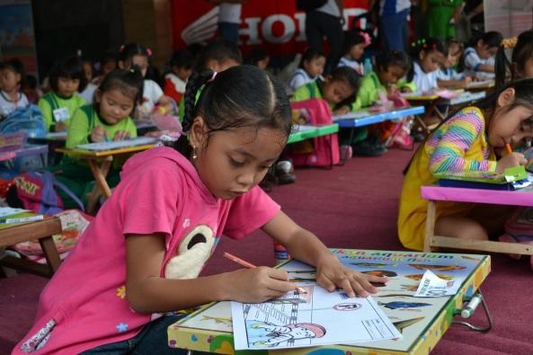 press release   honda sosialisasikan pentingnya edukasi
