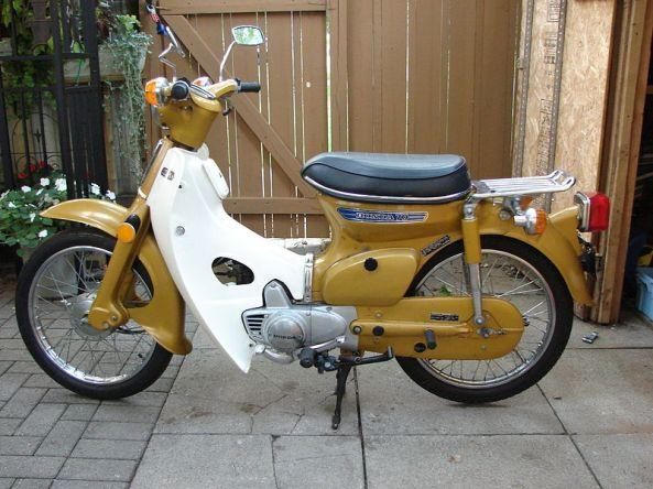 1972_Honda_C70