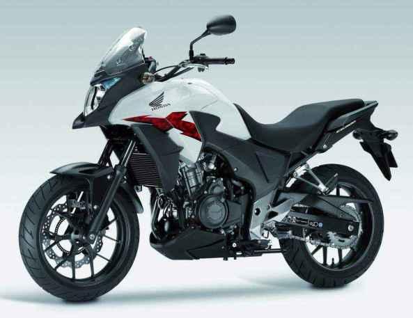 Honda CB500X 13  1