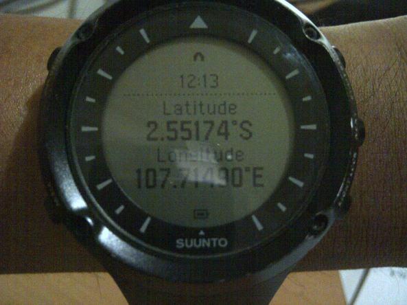 Koordinat GPS Tanjungtinggi