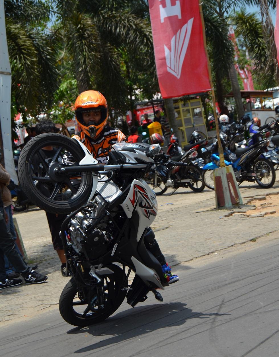 Press Release Teras Belitong Blog Laman 5 All New Cb 150r Streetfire Honda Racing Red Kab Semarang Freestyle 150 R