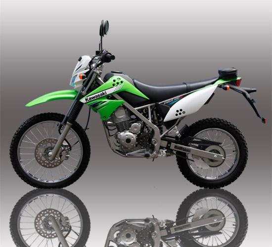 klx-150-green