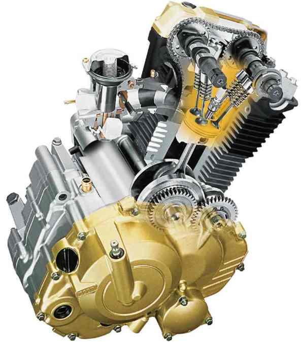 FU150-Engine