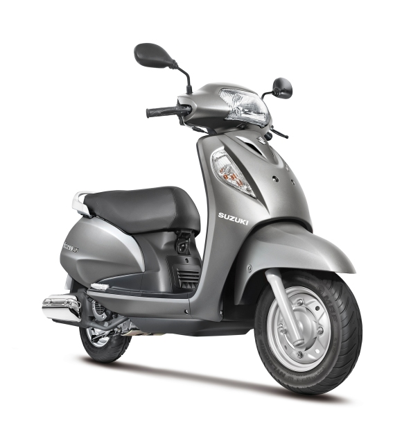 Suzuki-Access-Grey