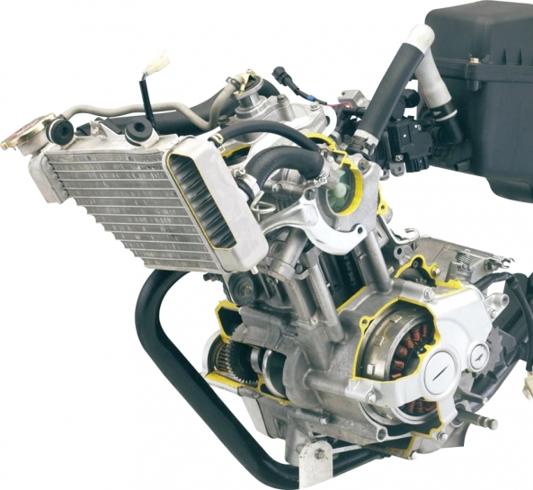 R15 engine