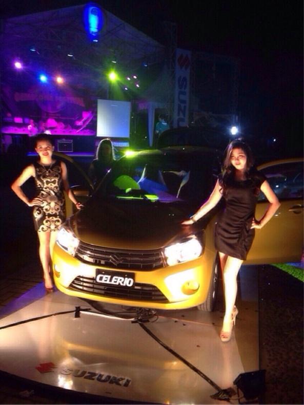 Launching Celerio 4