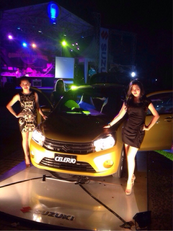 Launching Celerio 4