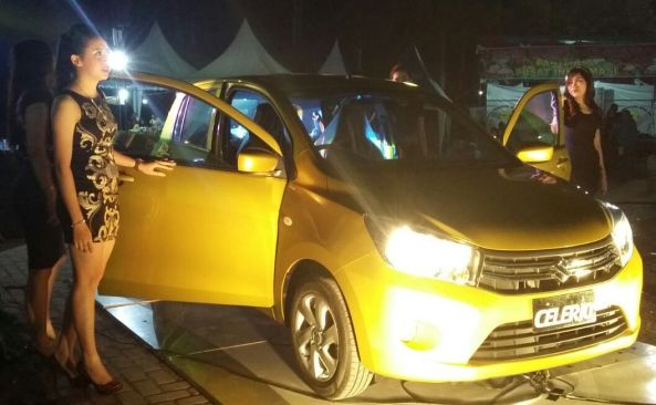 Launching Celerio 5